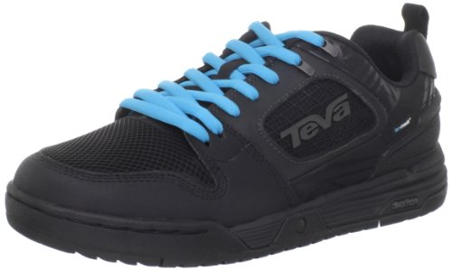 Teva The Links Bike Shoe,Black,10 M Us front-1024236