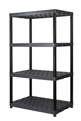 Plano Molding 9524-04 4 Shelf Ventilated Shelving