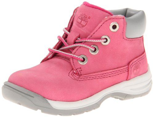 Timberland Timber Tykes Lace-Up Boot (Toddler),Pink,8.5 M Us Toddler front-1013855