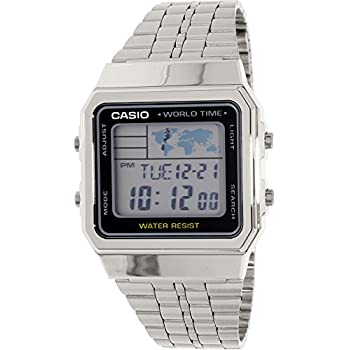 Casio Vintage A500WA-1D - Unisex Watch