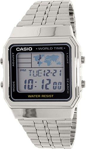 Casio Vintage A500WA-1D - Unisex Watch 0