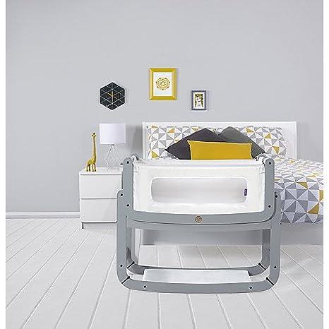 SNUZPOD23in1Co Sleeping comodino culla + materasso tortora colore