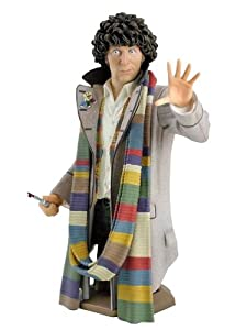 DOCTOR WHO 4TH DOCTOR TOM BAKER MINI BUST