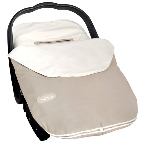 JJ Cole Infant Bundle Me Lite, Taupe (Discontinued by Manufacturer)