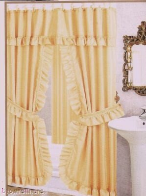 GOLD SHOWER CURTAIN | US Best Price, Reviews and News