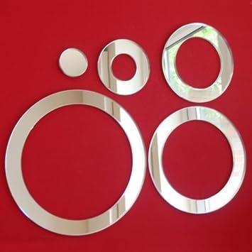 cercle infini miroirs 45cm de diam tre cuisine maison m71. Black Bedroom Furniture Sets. Home Design Ideas