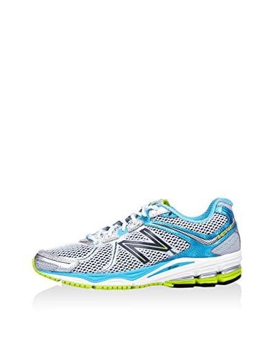 New Balance Sneaker Running 880 weiß/blau