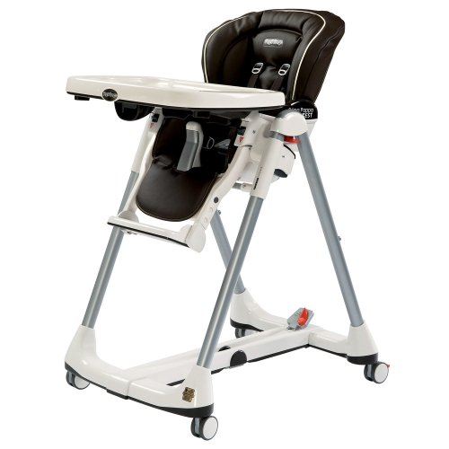 Peg-Perego Prima Pappa Best High Chair, Cacao