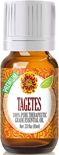 Tagetes 100% Pure, Best Therapeutic Grade Essential Oil - 10ml