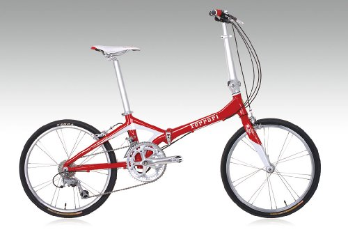 Ferrari Folding Alloy Bicycle
