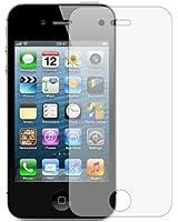 6 x Films de protection d'écran pour Apple iPhone 4 / 4G / 4S - Résistant aux éraflures / Display Protective Film