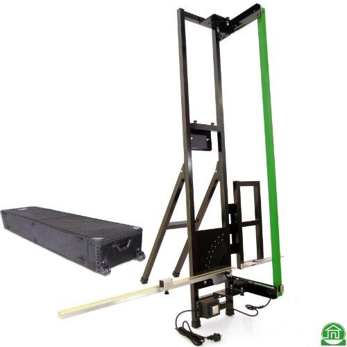 Pro Bauteam Styroporschneider Alucutter mit Transportkoffer   Styropor schneiden   Styroporschneidegerät ideal für die Arbeit auf den Gerüsten