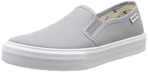 Calego - Slip On Lona, Sneakers  da unisex adulto, grigio(gris), 39
