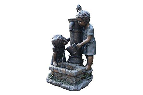 Ubbink Terrassenbrunnen Wasserspiel London : Ubbink Terrassenbrunnen Wasserspiel Atlanta