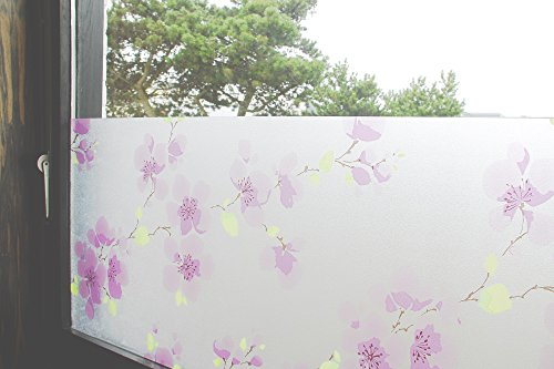 statische fensterfolie universal sichtschutzfolie uv schutz 99 reduziert w rmeschutz. Black Bedroom Furniture Sets. Home Design Ideas
