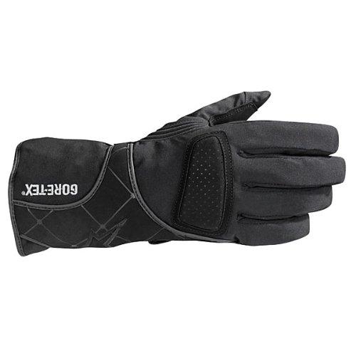 Alpinestars Stella Women's WR-V Gore-Tex Waterproof Motorcycle Gloves Black