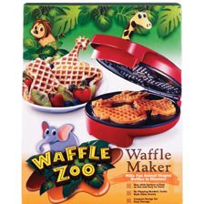Shaped Waffle Makers front-422755