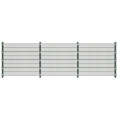 vidaxl-set-de-panneaux-cloture-avec-poteaux-6-m-et-16-hauteur