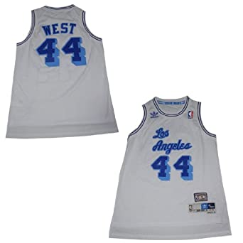 NBA Los Angeles Clippers West #44 Youth Jersey Top with Embroidered Logo by NBA