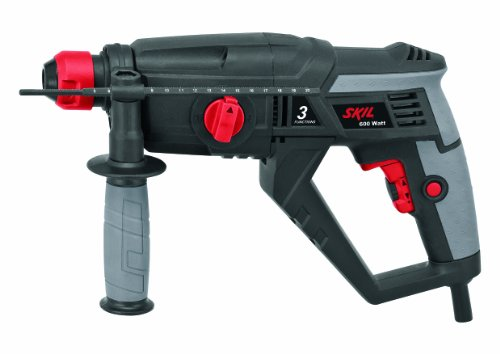Skil 1743 600W 3-Function Corded SDS+ Hammer Drill