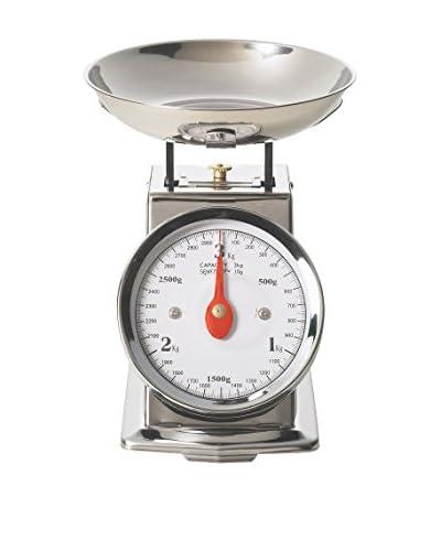 Geniet van Home Kitchen Scale Balance Vintage Silver