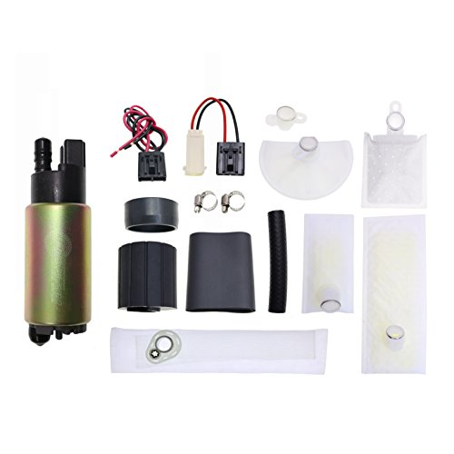 HFP-382 Intank Replacement Fuel Pump Kit with Strainer (Fuel Pump 02 Ford Explorer compare prices)