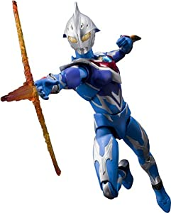 "Bandai Tamashii Nations Ultraman Nexus Junis Blue ""Ultraman Nexus"" Ultra Act Action Figure"