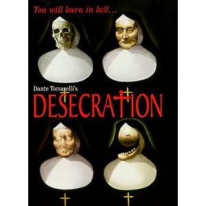 Amazon.com: Desecration: Irma St. Paule, Christie Sanford, Danny ...