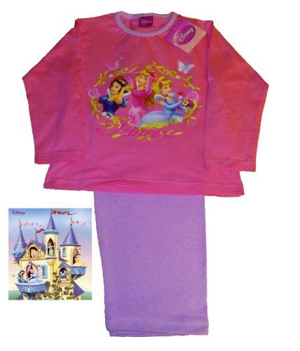 Disney Princess Long Pyjamas 3-4 Years w11