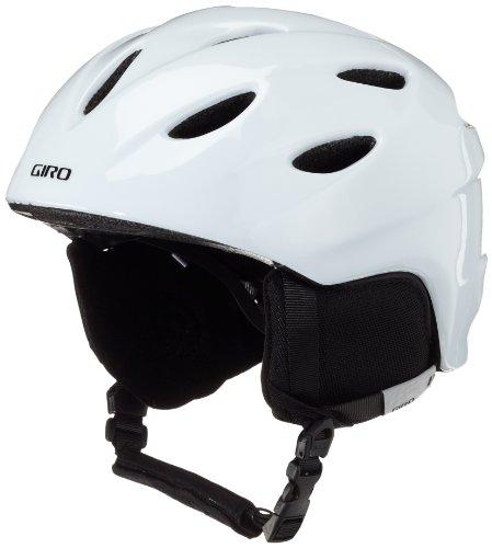 Giro G9 12 Ski Helmet - White, M
