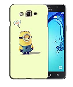 PrintFunny Designer Printed Case For Samsung Galaxy A7