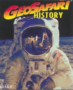 GeoSafari History Platinum Edition CD-ROM