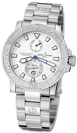 Ulysse Nardin Men's 263-33-7 Maxi Marine Divers Watch