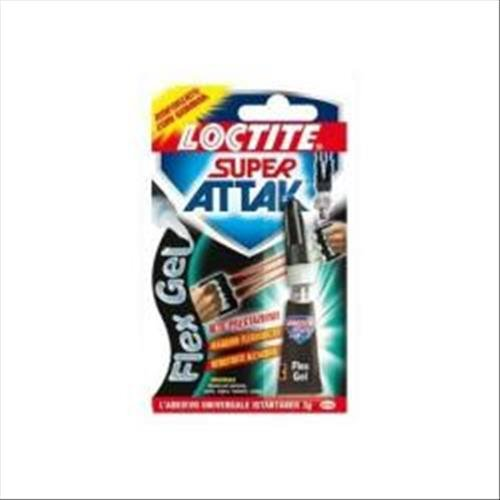 SUPER ATTAK 3GR.FLEX GEL POWER