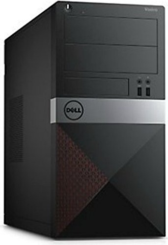 Newest Dell Vostro Tower Business Flagship Desktop (AMD Dual Core CPU up to 4.0
