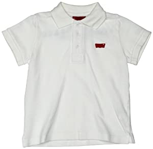 Levi's - Polo de manga corta para niño