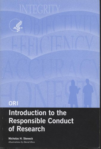 ORI Introduction to the Responsible Conduct of Research,...