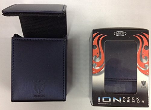 Max Protection ION DECK BOX - METALLIC - BLUE