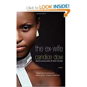 The Ex-Wife by African-American Author Candice Dow