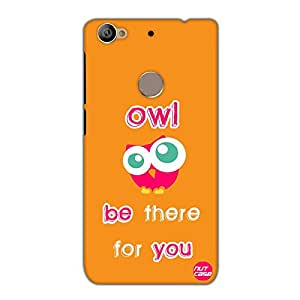 Designer Le Eco 1s Case Cover Nutcase-Owl Be There