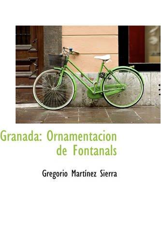 Granada: Ornamentación de Fontanals