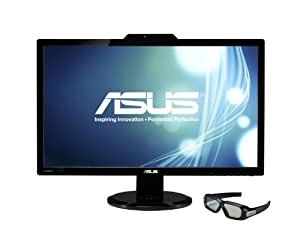 Asus VG278H 27-Inch 3D Full-HD LED Monitor with Integrated Stereo Speakers