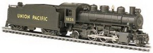 Bachmann Trains Prairie 2-6-2 With Smoke And Tender - Union Pacific 1836 front-450169