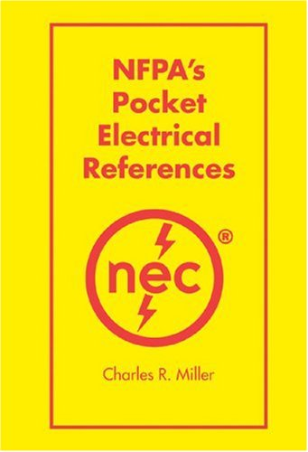 NFPA's Pocket Electrical References