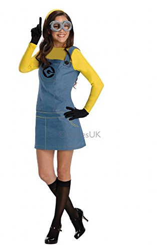 Rubie's Costume Co - Despicable Me 2 Lady Minion Adult Costume - Small