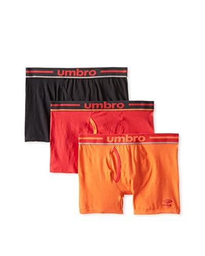 Umbro Men's Boxer Brief - 3 Pack