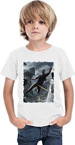 Uncharted Leap Of Faith Ragazzi T-shirt 8/9 yrs