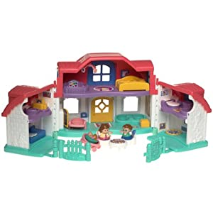Fisher Price Little People Sweet Sounds Home