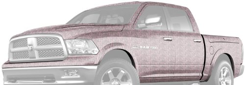 Mossy Oak Graphics 10002-TS-BLP Bottomland Pink Full Vehicle Camouflage Kit for Standard Length Full Size Truck (Mossy Oak Graphics Pink Camo compare prices)