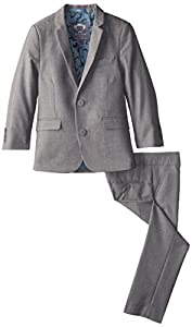 Appaman Little Boys' 2 Piece Classic Mod Suit, Mist, 4